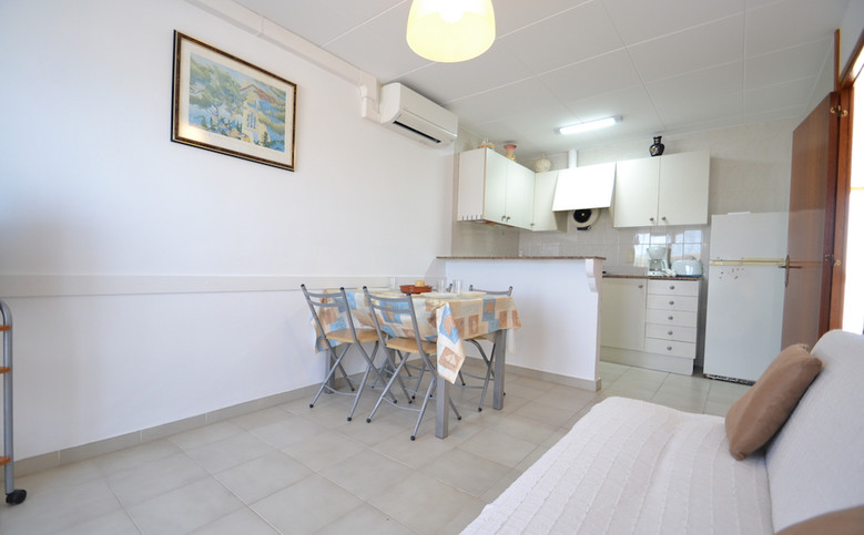 Appartment Centro Comercial-2
